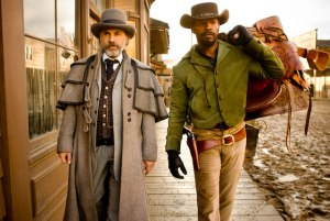 So, a white man and black man walk down the streets of a Southern town, around 1858....