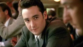 Possibly the gayest look John Cusack has ever given another man caught-on-film. Ever.