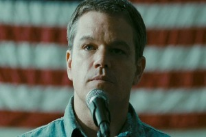 Sorry Democrats, Matt Damon is not running for President during the 2016 election.