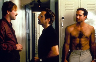 Outside of the men's locker room, problems never arise. But inside, that's where all the hell breaks loose.