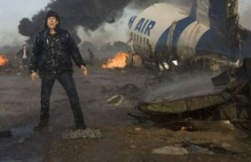 I would not trust Nic Cage to save me from a plane crash.