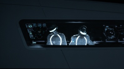 Daft Punk is playing in my mediocre-movie, my mediocre-movie.