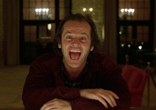 And finally, this just means that Jack Nicholson is crazy. Oh yeah baby!