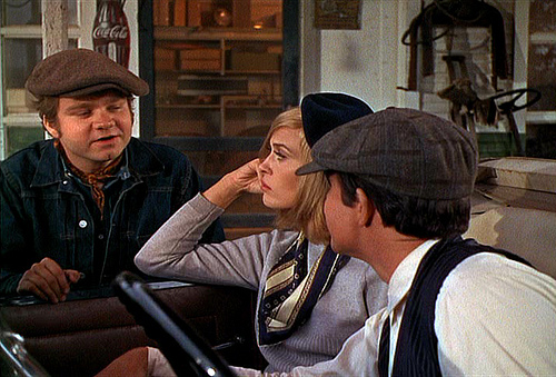 bonnie and clyde 1967 � dan the mans movie reviews