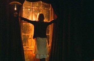 A window?!??!? First rule of von Trier-ism broken already!?!??