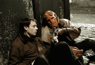 """""""Here, kid: Take the gun, leave the acting to me."""""""