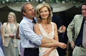 "All women eventually succumb to the ""Costner-charm""."