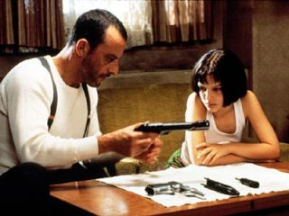 I remember the first time my discretly deadly, French neighbor taught me how to load a pistol.