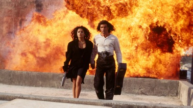 Cool girls can walk away from explosions, too! Don't you forget!