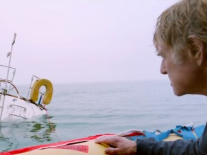 """And the Best Supporting Actor nomination goes to...""""The Boat"""" in All Is Lost."""