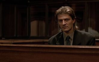 Guess what happens next to this character that Sean Bean is playing?
