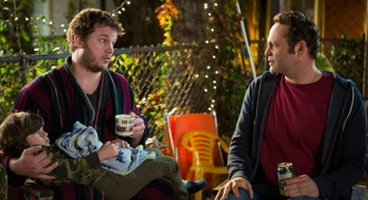 The thought of Andy Dwyer being a father, scares me half-to-death.