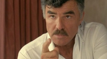 "Like I always say, ""Bring Burt Reynolds in to liven things up. Just make sure he has his 'stache."""