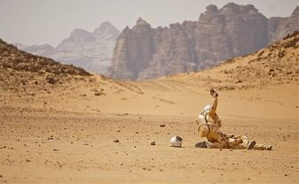 "If Mars ever wanted to be considered ""a vacation spot"", well, I think I just found their postcard."