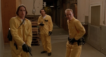 Nice to see the jumpsuits still hold some relevance today in pop-culture. Obvious connection, I know.