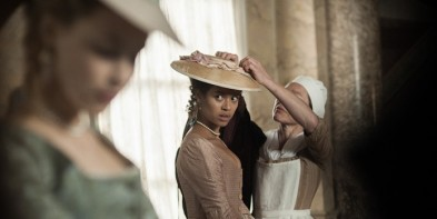 """""""Why's her hat fresher than mine? Is it because I'm black?!!?!"""""""