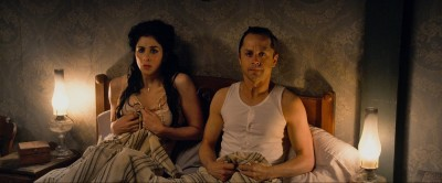 I get why he's here, but Sarah Silverman? Come on, honey! You must have had something better to do!