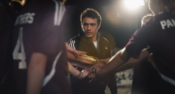 """Hey, 'James Franco: Soccer Coach', has a pretty nice sound to it."""