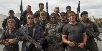 More than half of who's pictured here could be dead in the next year, so they better get on the next movie quick!
