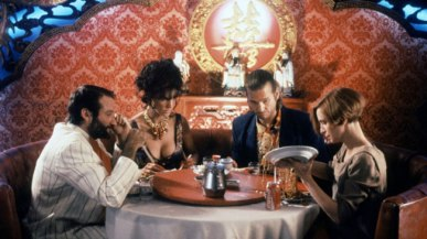 The perfect date, in the eyes of one Terry Gilliam.