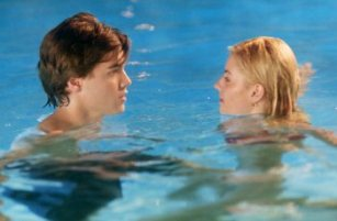 Being in a pool with a girl you're trying to get it on with doesn't end well. Trust me.