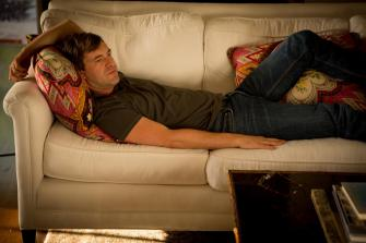 How I'd like to imagine Mark Duplass spends most of his days. While still being naturally charming as hell. Damn him.