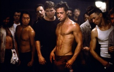 Aww, who am I kidding!?!? Just show me shirtless dudes, beating the shit out of one another! Fuck yeah! Rebellion rules!