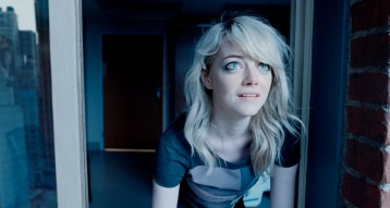 How I imagine Emma Stone greets the day every morning. Except probably with that damn Brit next to her.