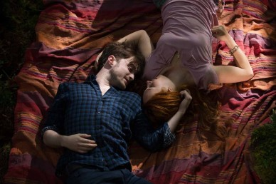 You're never fully in love unless you're both sprawled out on the floor together in perfect, sappy harmony.