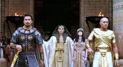 Gotta give it to those Egyptians - they sure did have style.