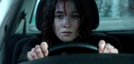 Always put your seat-belt on, kids. Or else.
