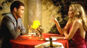 How most of my first dates go. Usually then followed by screaming, shouting, and wine thrown in my face.