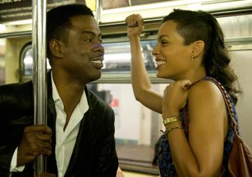 Subway romance: So cute, but please, shut up so that I can rock out to my RATM before work.