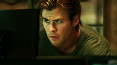 Literally how I imagine he stares at a computer every day.