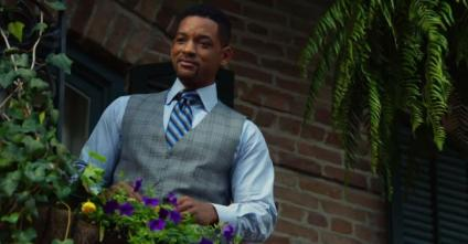 Stop looking so fresh, Will Smith.