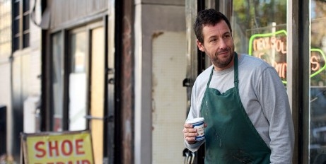 Laugh it off, Sandler. You rich prick, you.