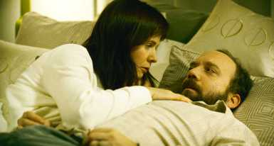 And another, even despite the fact he's in the same bed as Emily Watson.