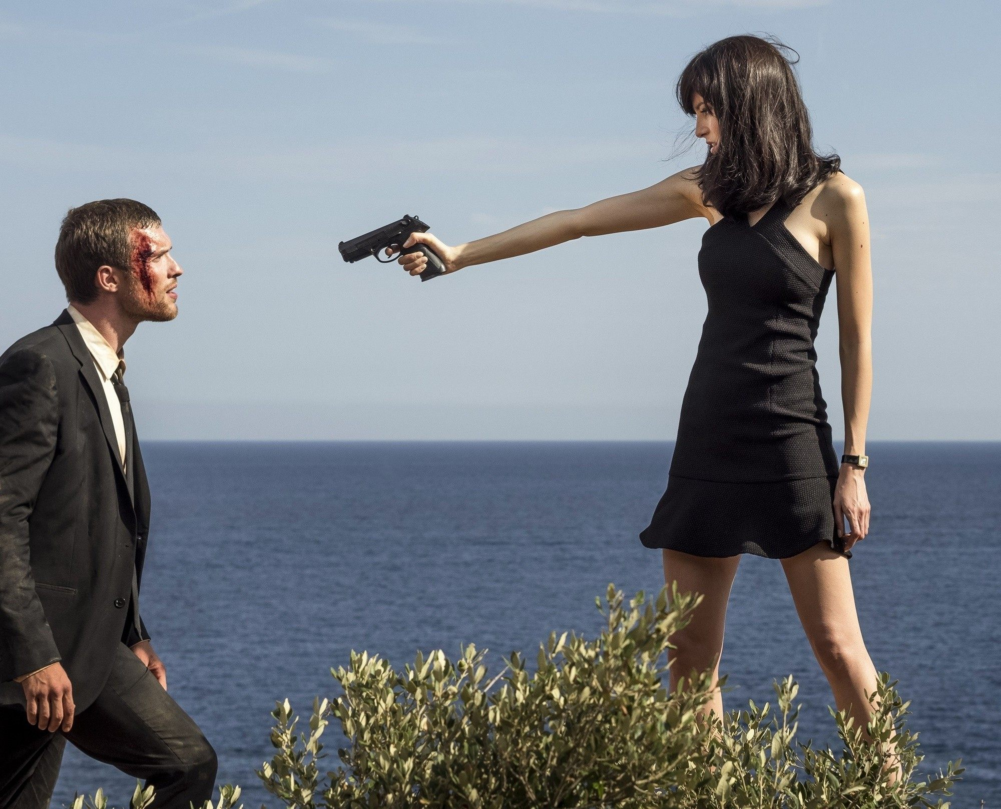 The Transporter Refueled (2015)   Dan the Man's Movie Reviews