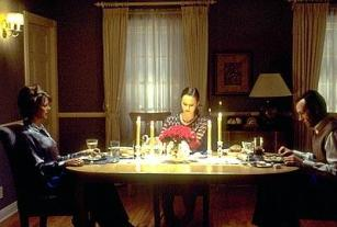 Family dinners have never been so depressing.