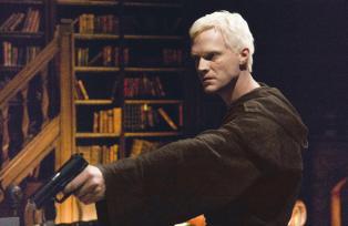 Can't trust albinos.
