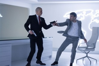 He can even beat up Spock. Hell, Agent 47 can do just about anything.