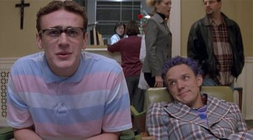 Yes. Jason Segel was, at one time, a punk.