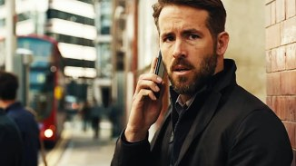 Now you see Ryan Reynolds? Cause in about five seconds, trust me, you won't.