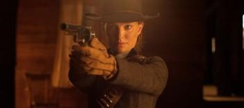 Jane has her gun.