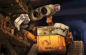 Such a cuddly little robot. Until he kills you and takes over the whole world.
