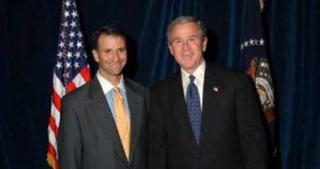 Well, if Bush liked him, than he can't be that bad, right?