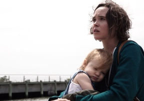 Oh god. Ellen Page and her baby troubles.