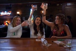 Take a shot gals. You deserve it!