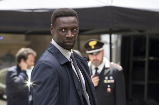 Nothing like evil Omar Sy.