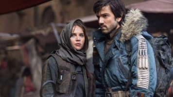 Leia and Han? Kind of. But more British and Hispanic.